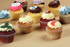 Petits gâteaux de fête Photographie stock
