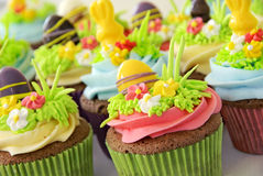 Petits gâteaux de Pâques Photographie stock