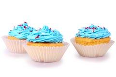 Petits gâteaux de vacances Photographie stock