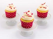 Petits gâteaux de XOXO Image stock