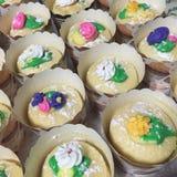 Petits gâteaux du Hokkaido Images libres de droits
