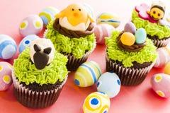 Petits gâteaux de Pâques Photo stock