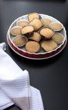 Petits gâteaux juste pour la décoration Photos stock