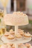 Petits gâteaux multiples Photo stock