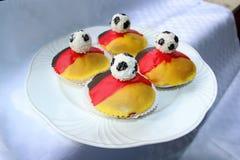 Petits gâteaux, petits pains Photographie stock