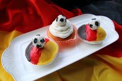 Petits gâteaux, petits pains Photo libre de droits