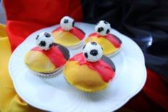 Petits gâteaux, petits pains Images stock