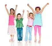 Petits gosses Photographie stock libre de droits