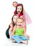 Petits gosses Images libres de droits