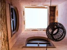 Petits groupes d'architecture de la Médina, Maroc image libre de droits