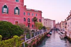 Petits groupes de Venise Image stock