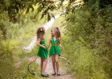 Petits habitants de forêt photos libres de droits