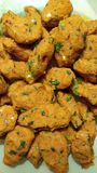 Petits pâtés de bulgur Photos stock
