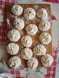 Petits pains à la maison de style chinois Photo stock