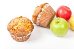 Petits pains avec la pomme Photo libre de droits