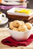 Petits pains brésiliens de fromage Photographie stock libre de droits