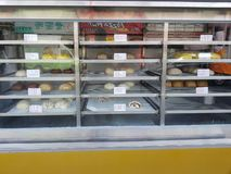 Petits pains chinois délicieux photographie stock
