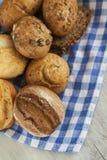 Petits pains croustillants cuits au four Photos libres de droits