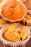 Petits pains de Choco Photos libres de droits