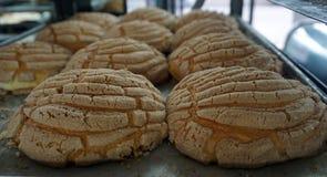 Petits pains de chocolat sucré Photo libre de droits