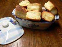 Petits pains de levain Image libre de droits