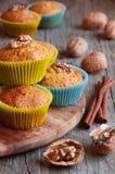 Petits pains de noix Images stock