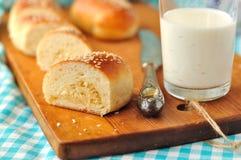 Petits pains de noix de coco Image stock