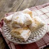 Petits pains de pâte feuilletée Photo libre de droits