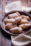 Petits pains de pâtisserie Images stock
