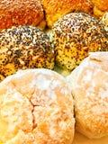 Petits pains de pain images stock