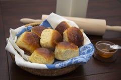 Petits pains de pain Image libre de droits