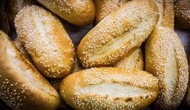 Petits pains de pain Images libres de droits