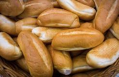 Petits pains de pain Photos stock