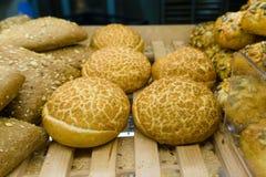 Petits pains de pain de tigre photo libre de droits
