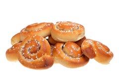 Petits pains de Pinnamon Photographie stock libre de droits