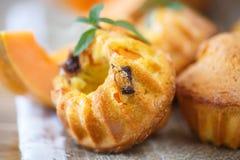 Petits pains de potiron Image stock