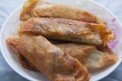 Petits pains de ressort Photo stock