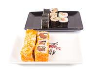 Petits pains de sushi Photos libres de droits