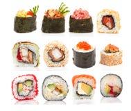 Petits pains de sushi Photo stock