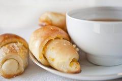 Petits pains doux Image libre de droits