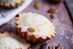 Petits pains faits maison de cannelle Photographie stock