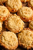 Petits pains faits maison de fromage Photo libre de droits