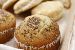 Petits pains frais de couples Image libre de droits