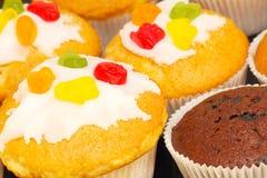 Petits pains, petits gâteaux Image stock