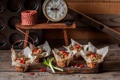 Petits pains savoureux de pomme de terre image stock