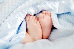 Petits pieds Photo libre de droits