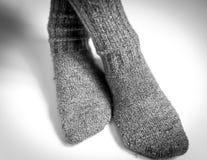 Petits pieds Image stock
