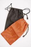 Petits sacs de textile Images libres de droits