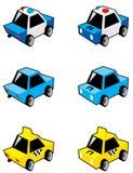 Petits véhicules Photographie stock libre de droits