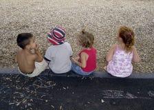 Petits vauriens Photographie stock libre de droits
